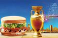 加盟汉堡店多少钱-福罗德汉堡加盟√免费安装枣庄新闻网