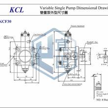 液压泵-KCL凯嘉双联叶片泵VQ---FRAAA--厦门宜田贸易制造合同%佛山