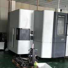 日本森精机双工作台卧式加工中心,NHX-5000