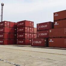 深圳集装箱低价优质二手集装箱货柜出售集装箱买卖