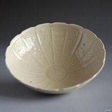 宋代定窑瓷器鉴定特点及时代特征图片