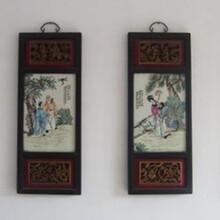 珠山八友瓷板画拍卖去哪风险小图片