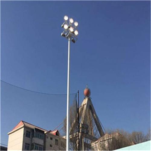 不动声色:邯郸LED高杆灯厂家服务电话