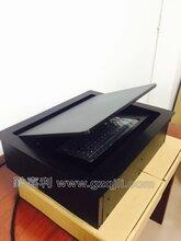 17.3寸超薄液晶翻转器桌面嵌入式一体机触摸屏升降一体机图片