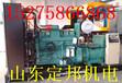 甘南藏族自治州二手發電機發電機出租首選定邦機電