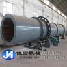 工业滚筒烘干机内部结构图及核心部件