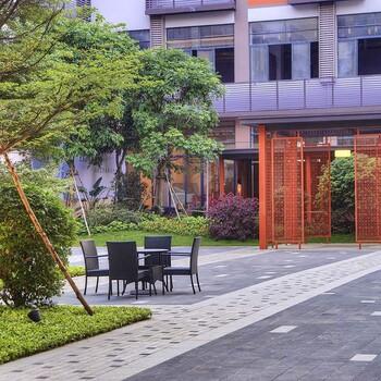 广州百悦百泰养老院,可试住的城市养老社区