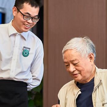 百悦百泰帽峰山排名前十的养老院休闲旅游养老中心