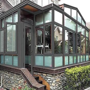 株洲阳光房定制别墅欧式阳光房高品质铝合金门窗
