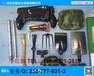 防汛组合工具包7件套镐、钯、锄头、十磅锤防汛组合工具包19件套