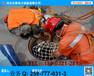 污水井防坠警示杆厂家防坠落井盖防护网+警示杆∥污水井防坠落警示杆