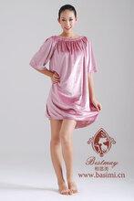 居家服女浴裙-美容院客人浴衣女浴裙批發促銷價格、百詩美圖片