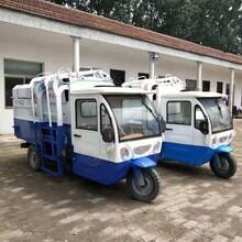 彰化县电动挂桶垃圾车-垃圾运输车图片图片