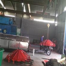 江西崇仁農場掃路機-轉盤掃路機生產廠家圖片