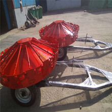 江苏扬中市折叠式扫路机-牵引扫路机哪里有卖的图片