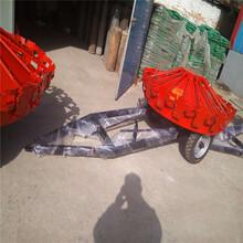 江苏灌云折叠式扫路机-道路清扫机现货供应图片