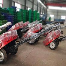 湖北襄陽區風火輪掃路機-拖拉機掃路機廠家圖片