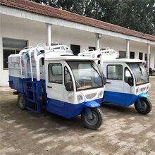 电动自卸式垃圾车_吉林延边-小型电动垃圾车现货供应