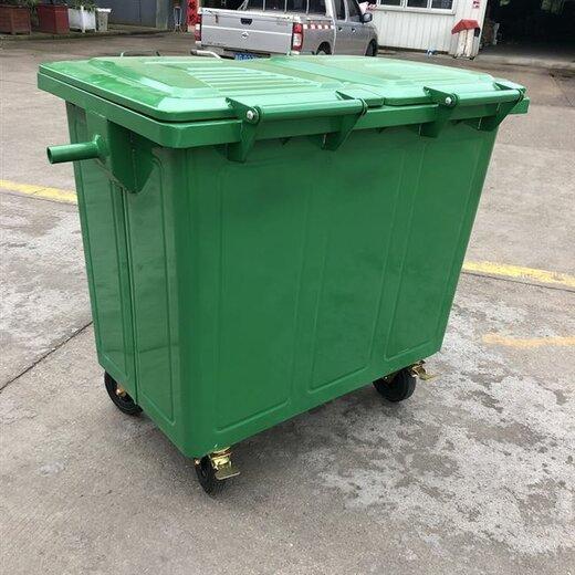 內蒙古環衛鍍鋅垃圾箱規格