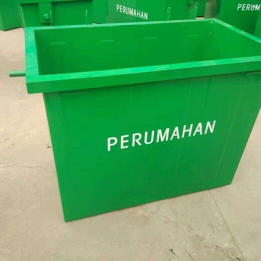 河南定制鍍鋅垃圾箱怎么樣