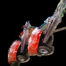 風火輪掃地機操作簡單,圓盤掃路機圖片