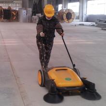 甘肃省环卫手推式扫地机生产厂家图片