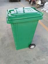 吉林省供应铁质垃圾桶报价图片