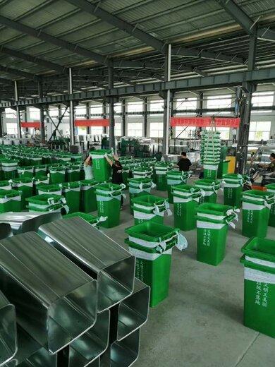 湖南省戶外鐵質垃圾桶可定制