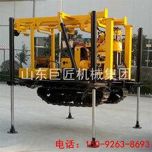 巨匠集团供应200型三轮车载水井钻机一机两用随时切换