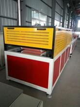 竹木纖維墻體掛板設備竹木纖維掛板生產線圖片