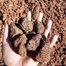 智睿天然火山石园林造景火山石水过滤火山石铺路火山石图片
