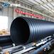 鶴壁HDPE鋼帶增強螺旋波紋管廠家直銷排污管