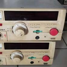 現貨二手菊水TOS5051耐壓測試儀圖片