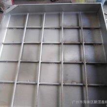 小区下水道包边井盖不锈钢产品来图加工定制厂家