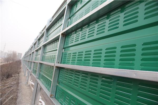 放心产品青海省果洛藏族自治州高架桥声屏障供应样品