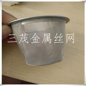 厂家直销食品行业不锈钢过滤网耐腐蚀工业金属丝编织过滤网
