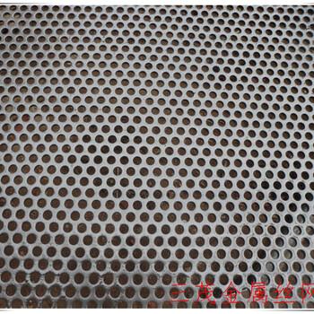 厂家供应不锈钢冲孔网微孔冲孔网镀锌圆孔网
