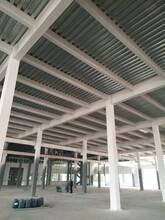 钢结构必须刷防火涂料嵩县水性防火涂料厂家图片