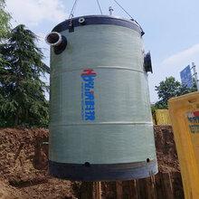 安徽合肥一体化预制泵站厂家出产支持定制