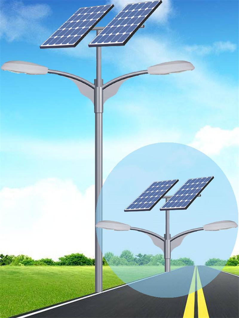 太阳能led灯的工作原理_新农村路灯服务厂家