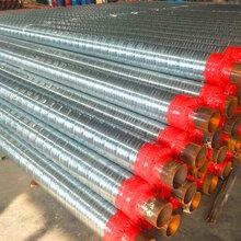 鍍鋅鐵皮保溫管架空鋁皮發泡保溫鋼管圖片
