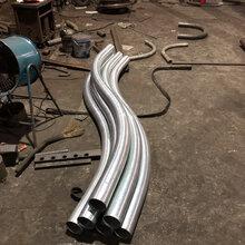 过轨穿线镀锌弯管电力通信用穿线弯头图片