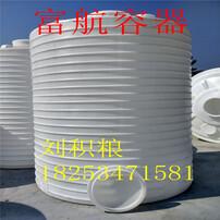 5吨溶盐剂储罐,5立方加药箱,5T化工助剂储罐,5吨酸碱储罐图片