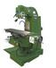 X5028立式銑床小型銑床多功能銑床萬能銑床現貨直銷泰重機床