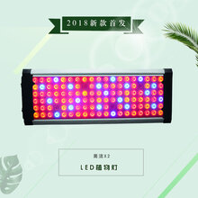 跨境货源简洁X2仿流明室内蔬菜瓜果补光灯工业大棚LED植物生长灯