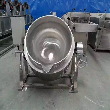 定做卤制品蒸煮锅/可倾斜电加热夹层锅图片