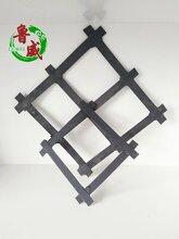 长期厂家供应优质耐用钢塑土工格栅绿化工程用钢塑土工格栅图片