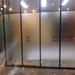 玻璃镂字贴办公室磨砂贴浴室贴纸移动门LOGO刻字贴