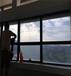 橫瀝隔熱防曬玻璃貼膜陽臺窗戶遮光膜