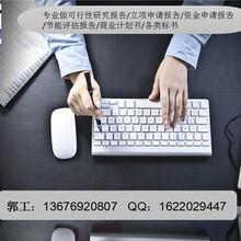 岷县有写可行性报告的-写可研范文的公司岷县图片